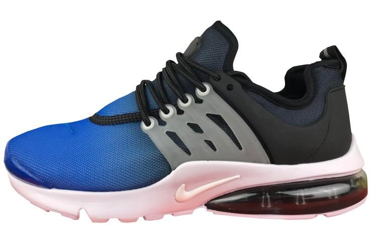 new concept 47a46 d953c Mens Nike Air Presto Ultra BR Shoes Black Blue